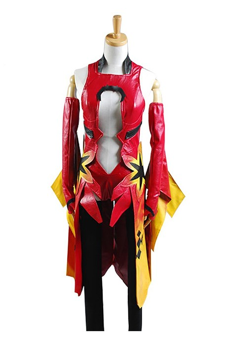Anime Costumes Guilty Crown Male Female