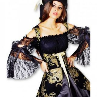 Movie Costumes|Pirates of the Caribbean|Male|Female