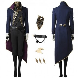 Game Costumes|Dishonored|Male|Female