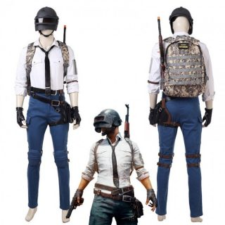 Game Costumes|PUBG|Male|Female