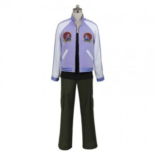 Anime Costumes|TIGER & BUNNY|Male|Female