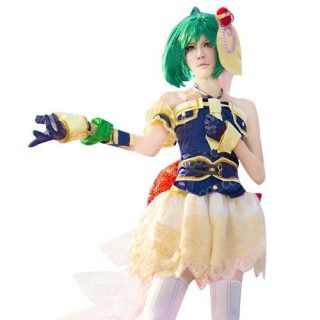 Anime Costumes|Macross Frontier|Male|Female