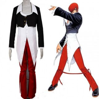 Game Costumes|The King Of Fighters|Male|Female
